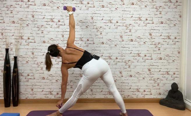 Scuplt Yoga